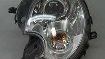 Faruri bi-xenon white turn signal,stg.+dr. Mini Co...