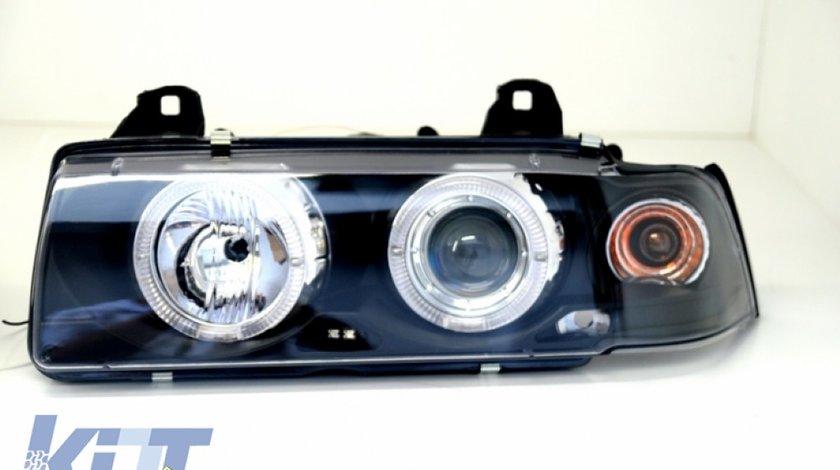Faruri BMW E36 Angeleyes