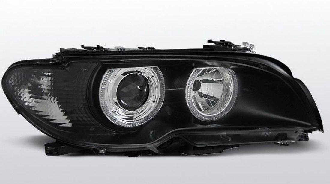 Faruri Bmw E46 coupe facelift
