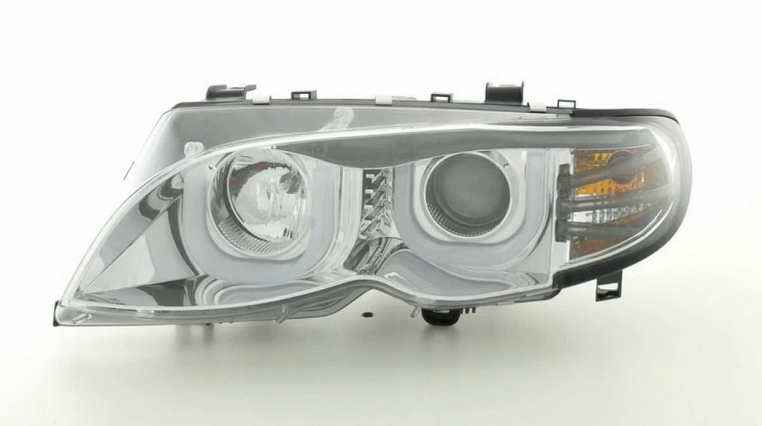 Faruri BMW E46 Facelift Dragon light