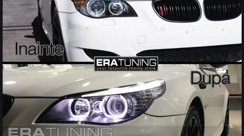 Faruri BMW E60 2004-2009 Facelift Look