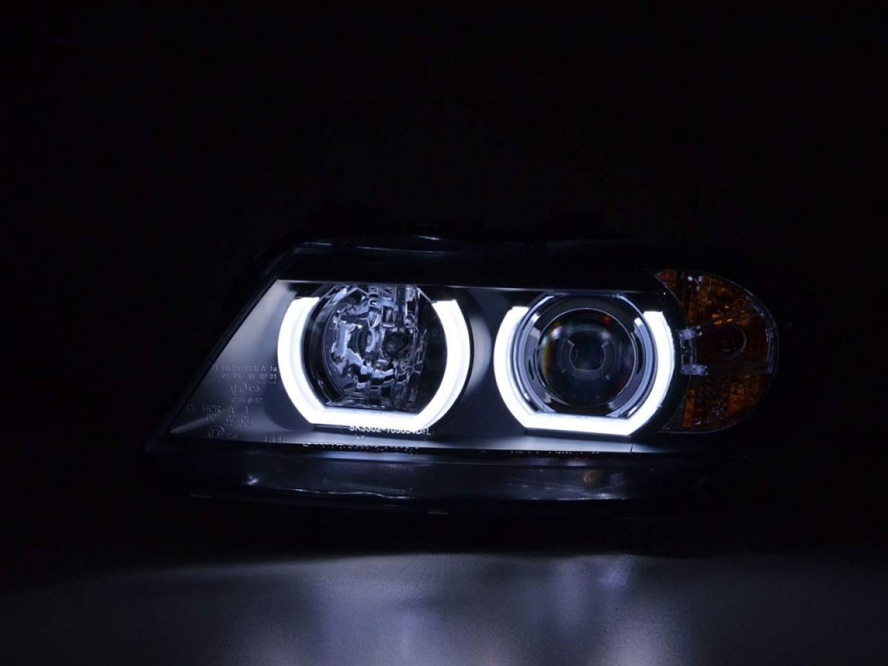 Faruri Bmw E90 LCI
