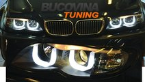 FARURI BMW SERIA 3 E46 (01-05) 4D DRAGON LIGHT TYP...