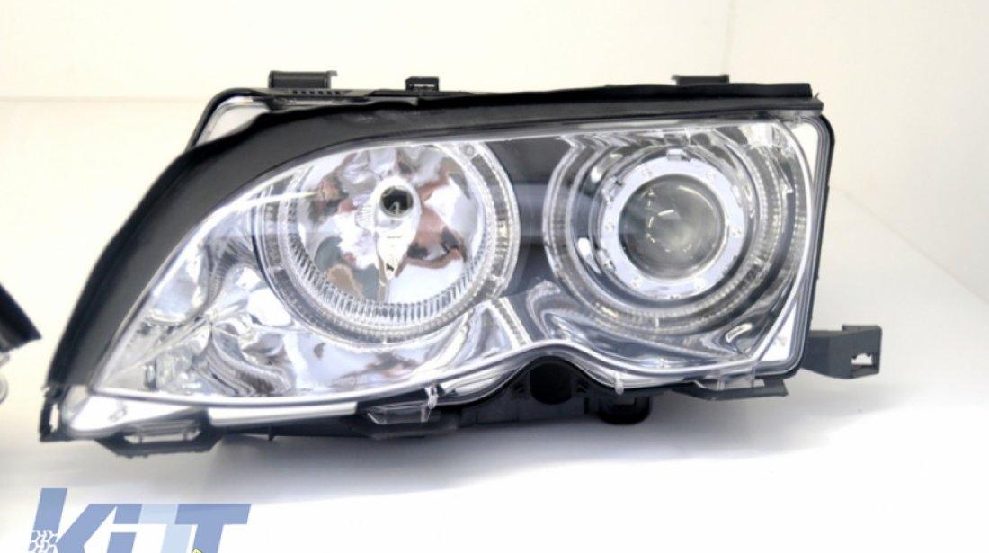 Faruri BMW Seria 3 E46 2001 2004