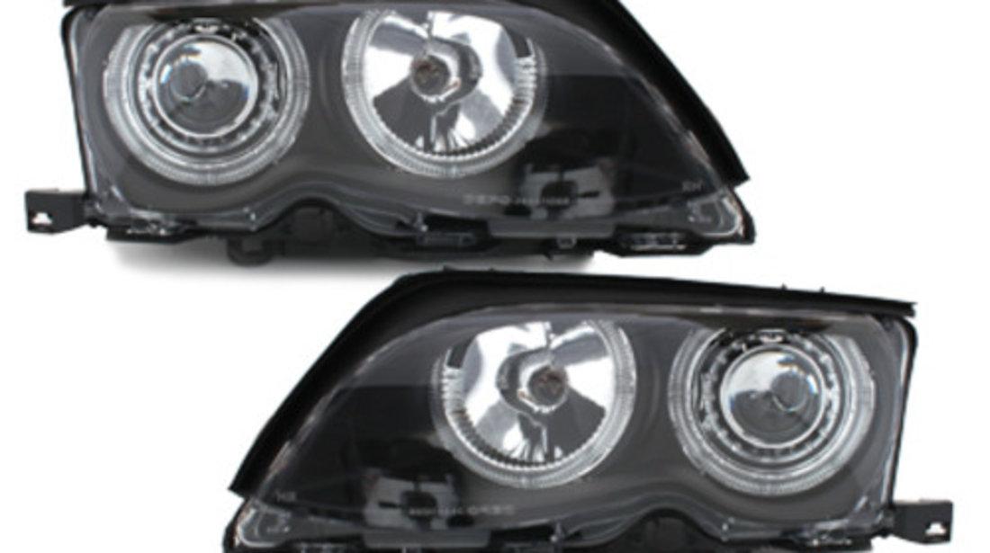 Faruri BMW Seria 3 E46 Facelift