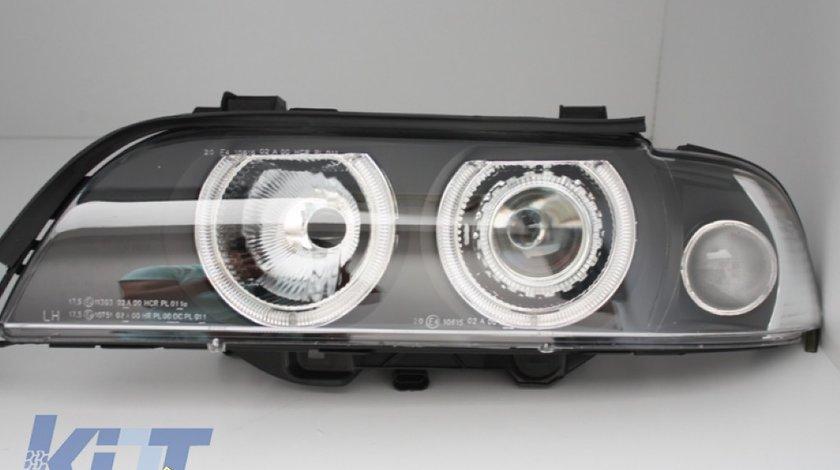 Faruri BMW seria 5 E39 Angel Eyes