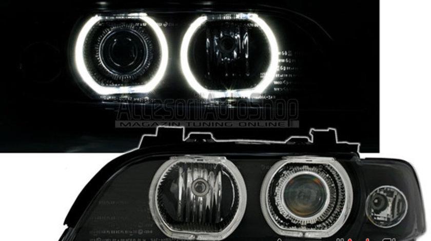 Faruri BMW Seria 5 E39 DTM Angel Eyes ALB
