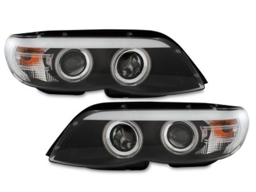 Faruri BMW X5 E53 facelift