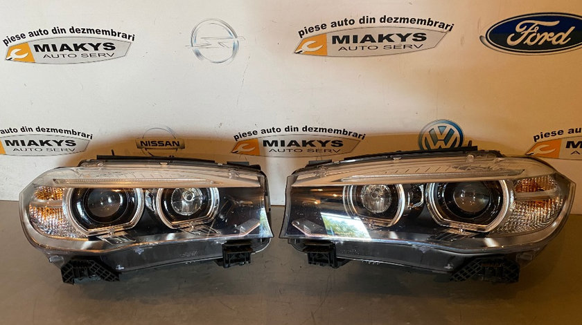 Faruri BMW X5 F15