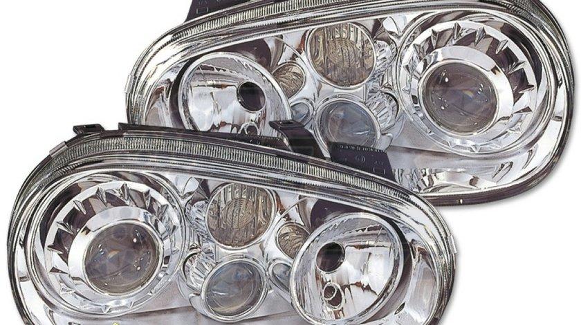 FARURI CLARE MODEL R32 VW GOLF 4 CROM BLACK IMPORT FK GERMANIA