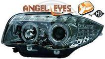 FARURI DAYLINE ANGEL EYES PENTRU BMW SERIA 1 E81 E...