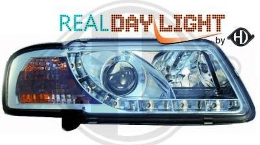 FARURI DAYLINE/DAYLIGHT AUDI A3 8L FUNDAL CROM(R87) -COD 1030786