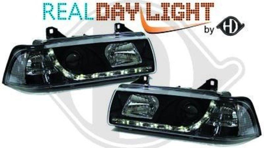 FARURI DAYLINE/DAYLIGHT BMW E36 COUPE FUNDAL BLACK(R87) -COD 1213886