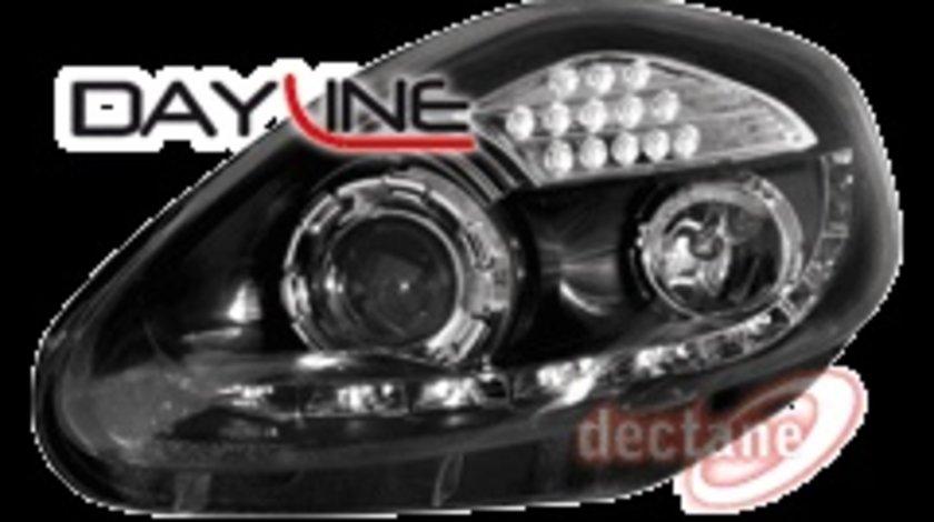 FARURI DAYLINE/DAYLIGHT FIAT GRANDE PUNTO FUNDAL NEGRU -COD SWFI03GXBL