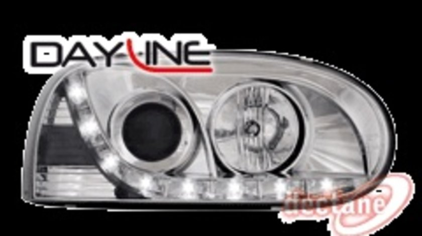 FARURI DAYLINE/DAYLIGHT VW GOLF 3 FUNDAL CROM -COD SWV01GX