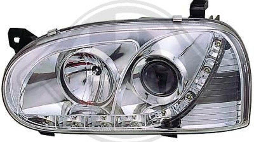 FARURI DAYLINE/DAYLIGHT VW GOLF III FUNDAL CROM -COD 2212685
