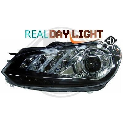 FARURI DAYLINE/DAYLIGHT VW GOLF VI FUNDAL BLACK (R87) -COD 2215786
