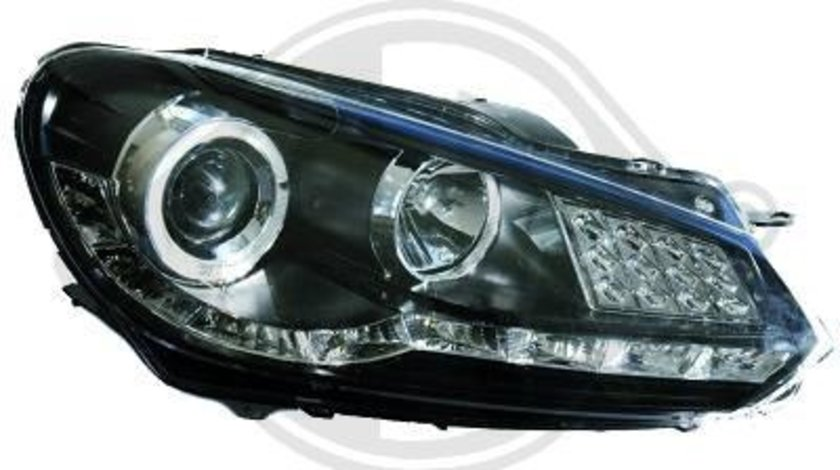 FARURI DAYLINE/DAYLIGHT VW GOLF VI FUNDAL BLACK -COD 2215785