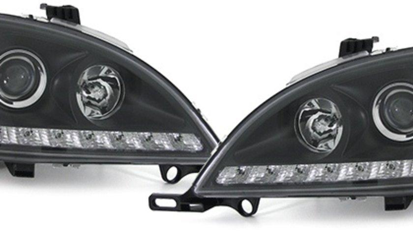 Faruri dayline Mercedes W164 fundal negru - cod MB8004