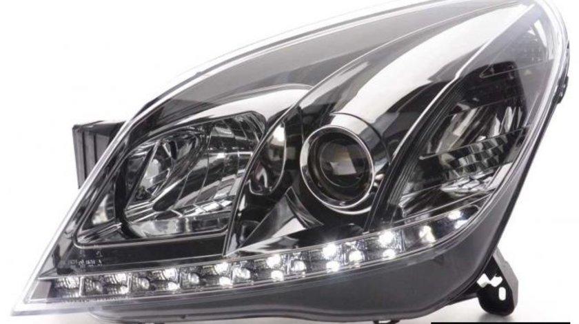 Faruri dayline Opel Astra H