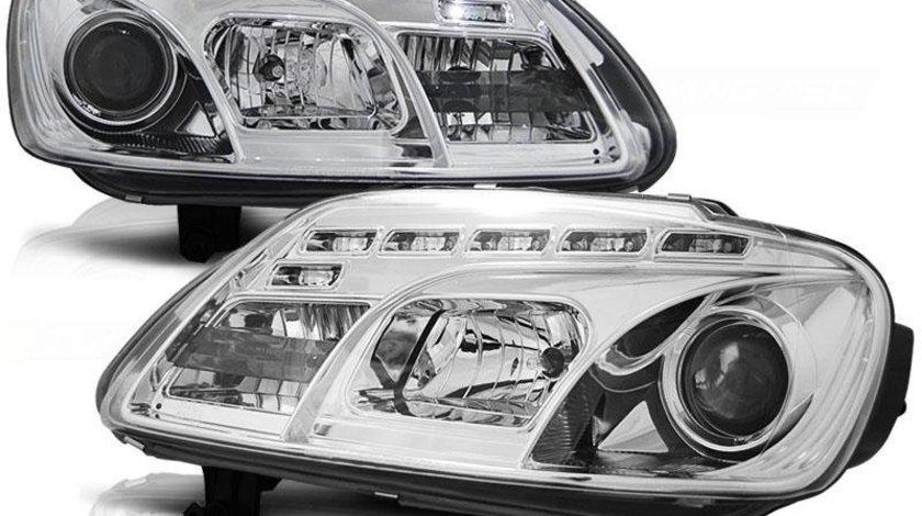 Faruri dayline VW Touran