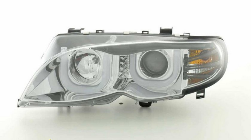 FARURI DRAGON LIGHT BMW E46 - ANGEL EYES BMW SERIE 3 E46