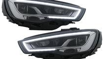 Faruri Full LED Audi A3 8V Pre-Facelift (13-16) cu...