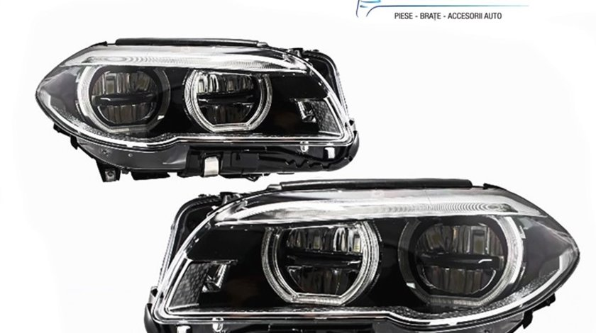 Faruri Full LED BMW Seria 5 F10/F11 (2014-2017)