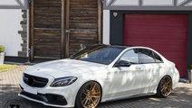 Faruri FULL LED compatibil cu Mercedes C-Class W20...