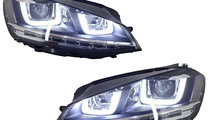 Faruri LED 3D VW Golf 7 (12-17) R-Line Design