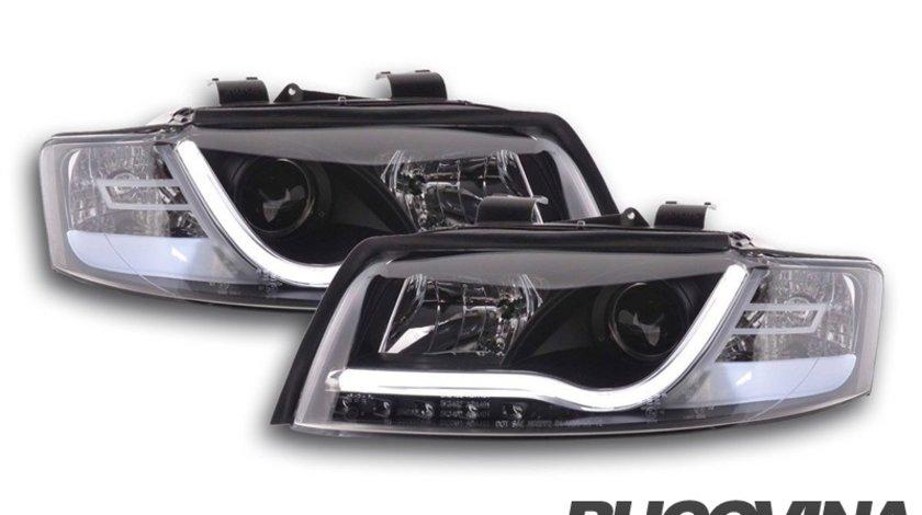 Faruri LED Audi A4 B6 (01-04) Daylight Neon