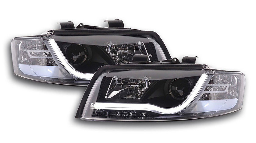 Faruri LED Audi A4 B6 (01-04) Daylight Neon