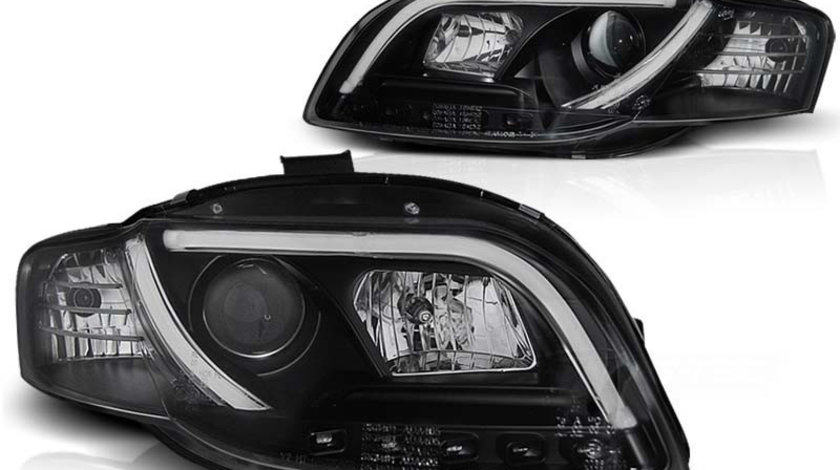 Faruri LED Audi A4 B7 (04-08) Daylight Neon