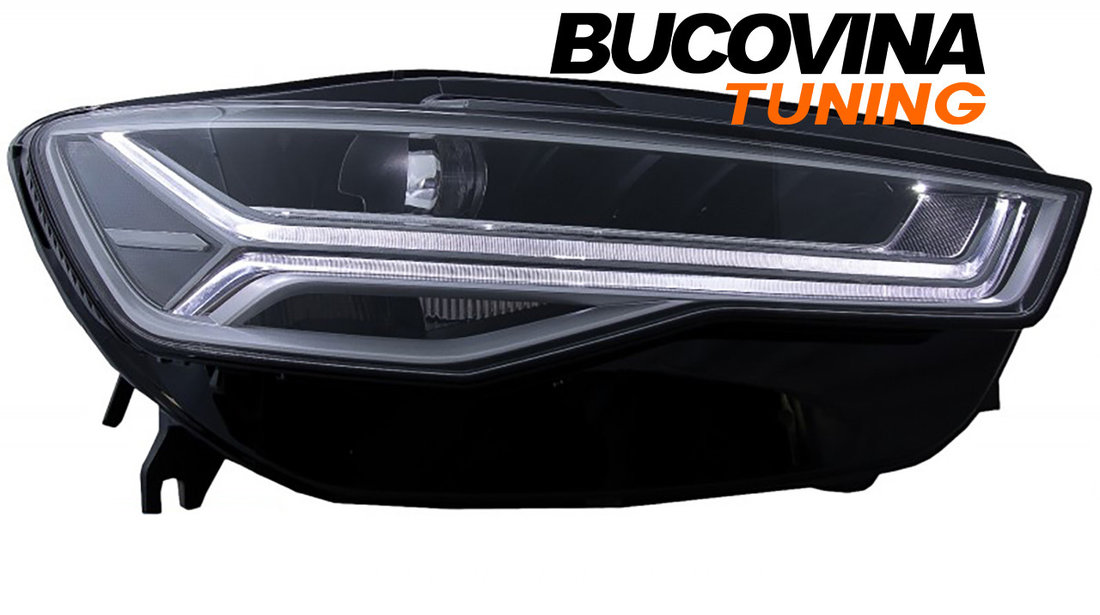Faruri LED Audi A6 4G C7 (11-18) Facelift Matrix Design