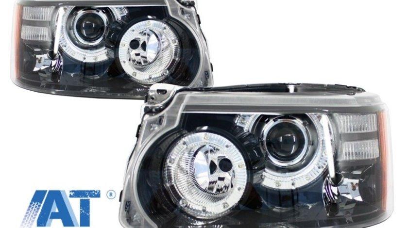 Faruri LED compatibil cu Range Rover Sport L320 (2009-2013) Facelift Design