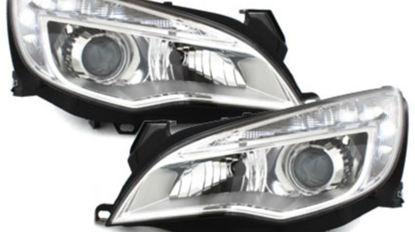 Faruri LED DAYLINE OPEL ASTRA J 2010-UP