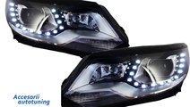 Faruri LED Volkswagen Tiguan 2012+ Facelift