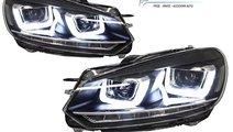 Faruri LED VW Golf 6 (2008-2012) U Design