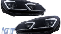Faruri LED VW Golf 6 VI (2008-2013) Facelift G7.5 ...