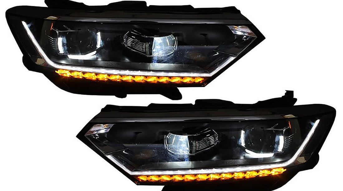 Faruri LED VW Passat B8 (2014-2019) MATRIX Design
