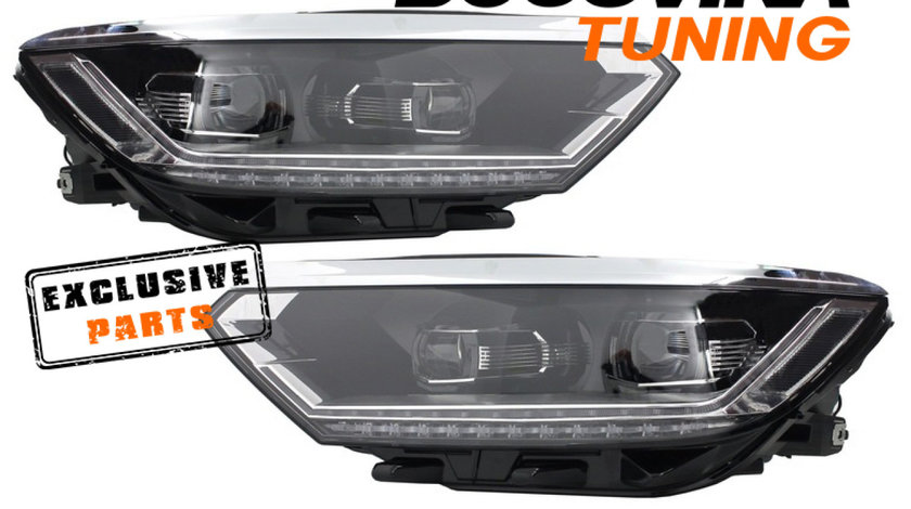 FARURI LED VW PASSAT B8 (DUPA 2014) MATRIX LOOK