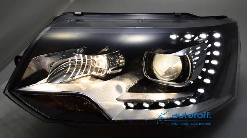 Faruri LED VW T5 facelift NEW Design