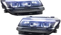 Faruri LED VW Tiguan II Mk2 (Dupa 2016) Matrix Des...