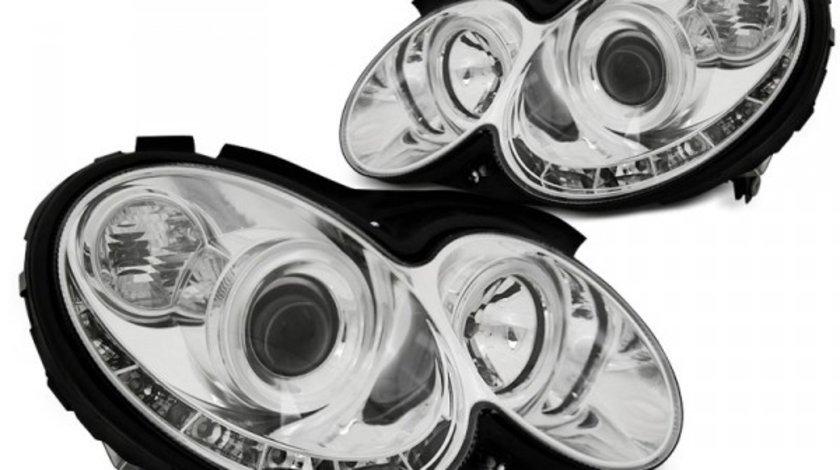 FARURI MERCEDES CLK W209 2003-2010 DAYLIGHT CROMAT