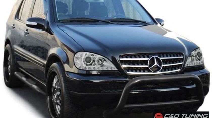 Faruri Mercedes W163 facelift