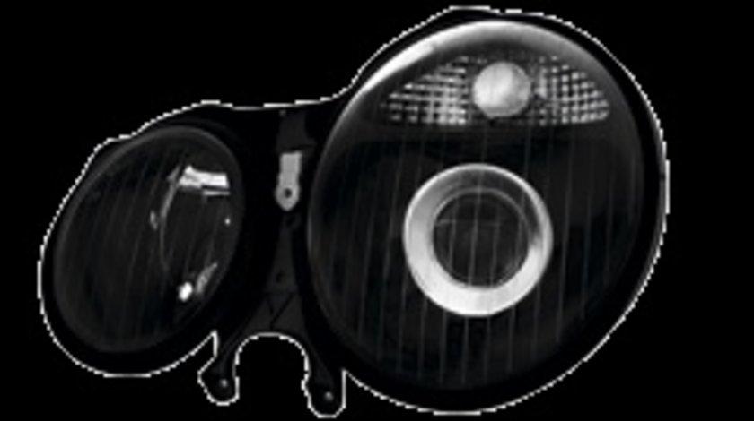 FARURI MERCEDES W210 (95-98) FUNDAL NEGRU -COD SWMB06AB