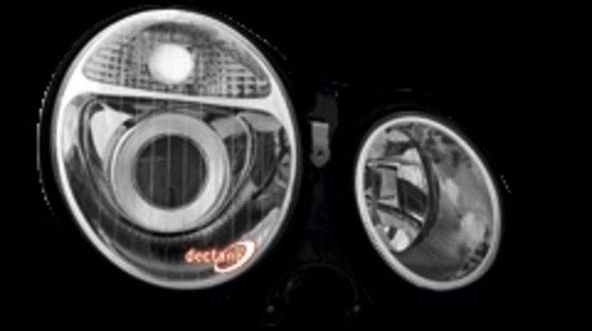 FARURI MERCEDES W210 (99-02) FUNDAL CROM -COD SWMB06