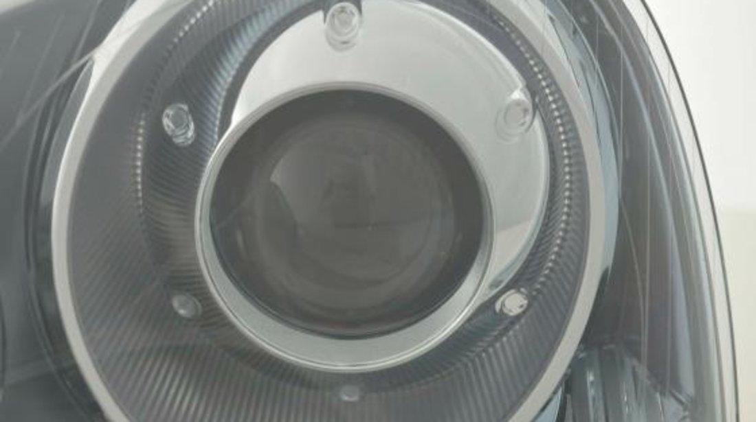 FARURI model GTI VW GOLF 5 2003-2009 Negru