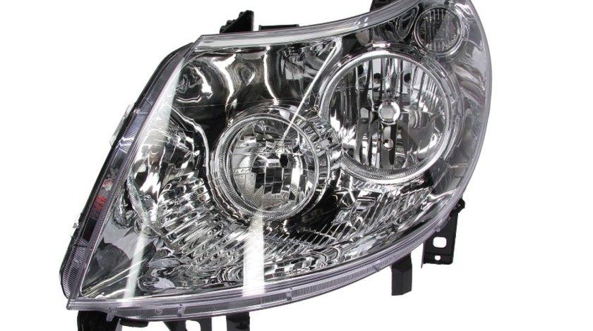 Faruri NOI Citroen Jumper / Fiat Ducato / Peugeot Boxer, model 2006-2010, cu motor de reglaj