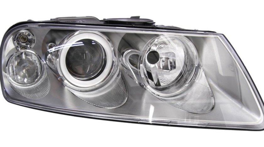 Faruri NOI VW Touareg, model 2002-2010, cu motor de reglaj